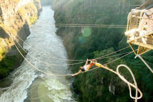 Bungy Jumping!