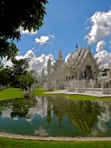 Wat Rong Khun, Chiang Rai.