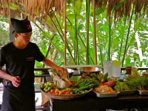 Tamarind cooking classes, Luang Prabang.