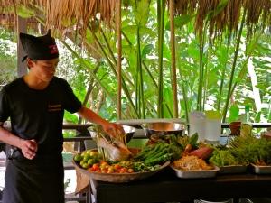 Tamarind cooking classes, Luang Prabang.