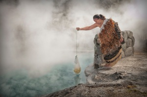 Whakarewarewa Thermal Village, Rotorua!