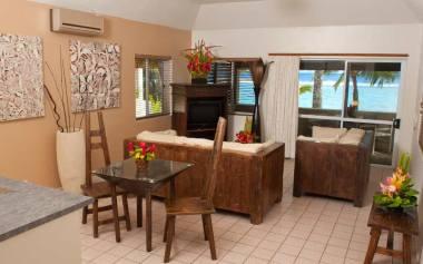 Beachfront Villa @ The Crown Beach Resort & Spa Rarotonga (Pic via their Website)