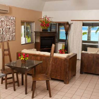 Beachfront Villa @ The Crown Beach Resort & Spa Rarotonga (Pic via their Website)