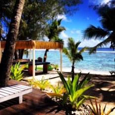 Our Beachfront Villa at the Crown Beach Resort & Spa