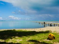 Airtutaki dreaming! Exploring paradise.