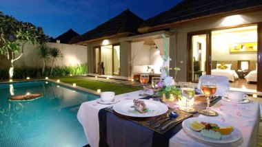Luxury self catering in Bali (Image via EasyVillas.net)