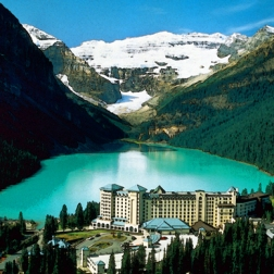 Fairmont Chateau Lake Louise. Pic by www.fairmont.com