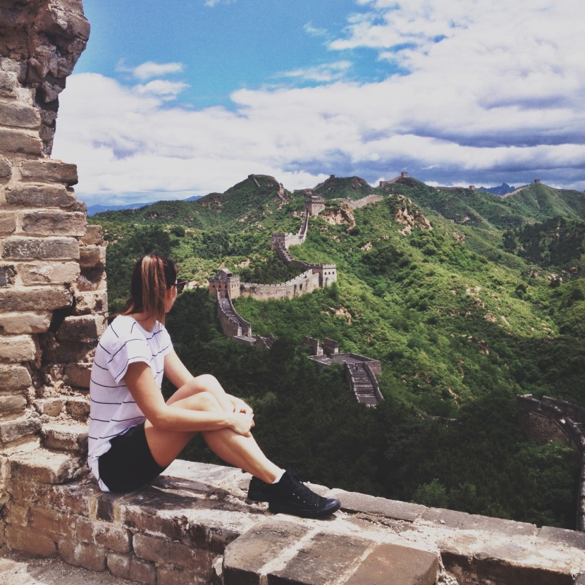 The Great Wall of China, all to yourself!