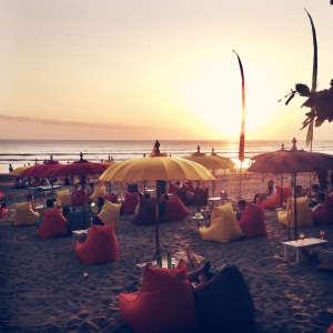 Nothing beats a Bali sunset!