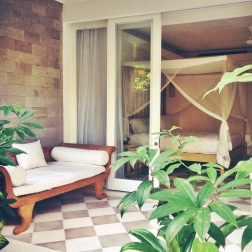 Pool suite time, at Uma by Como - Ubud