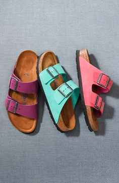 The reinvented Birkenstock... Chic?