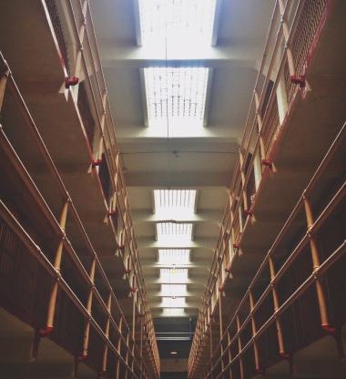 Alcatraz inside