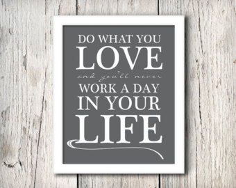 Why I love my job….seriously!