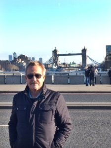 dad tower bridge