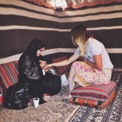 Henna Tattooing Dubai.