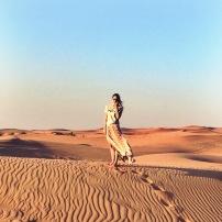 Desert Safari, Dubai.