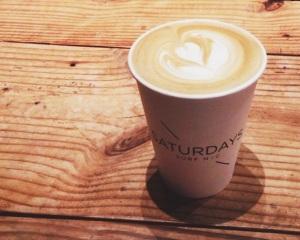 saturdays coffee