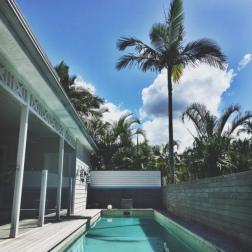 Lap pool bliss