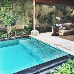 Pool Villas await !