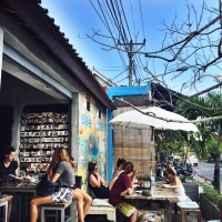 Cafe Crate, Canggu