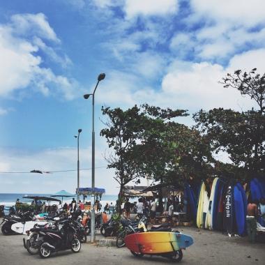 Old Man's Surf Spot - Canggu