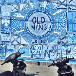 Old Man's Beach Bar/Restaurant, Canggu