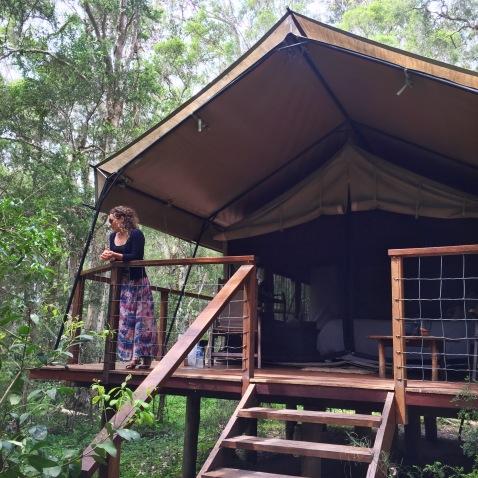 paperbark camp tent 3