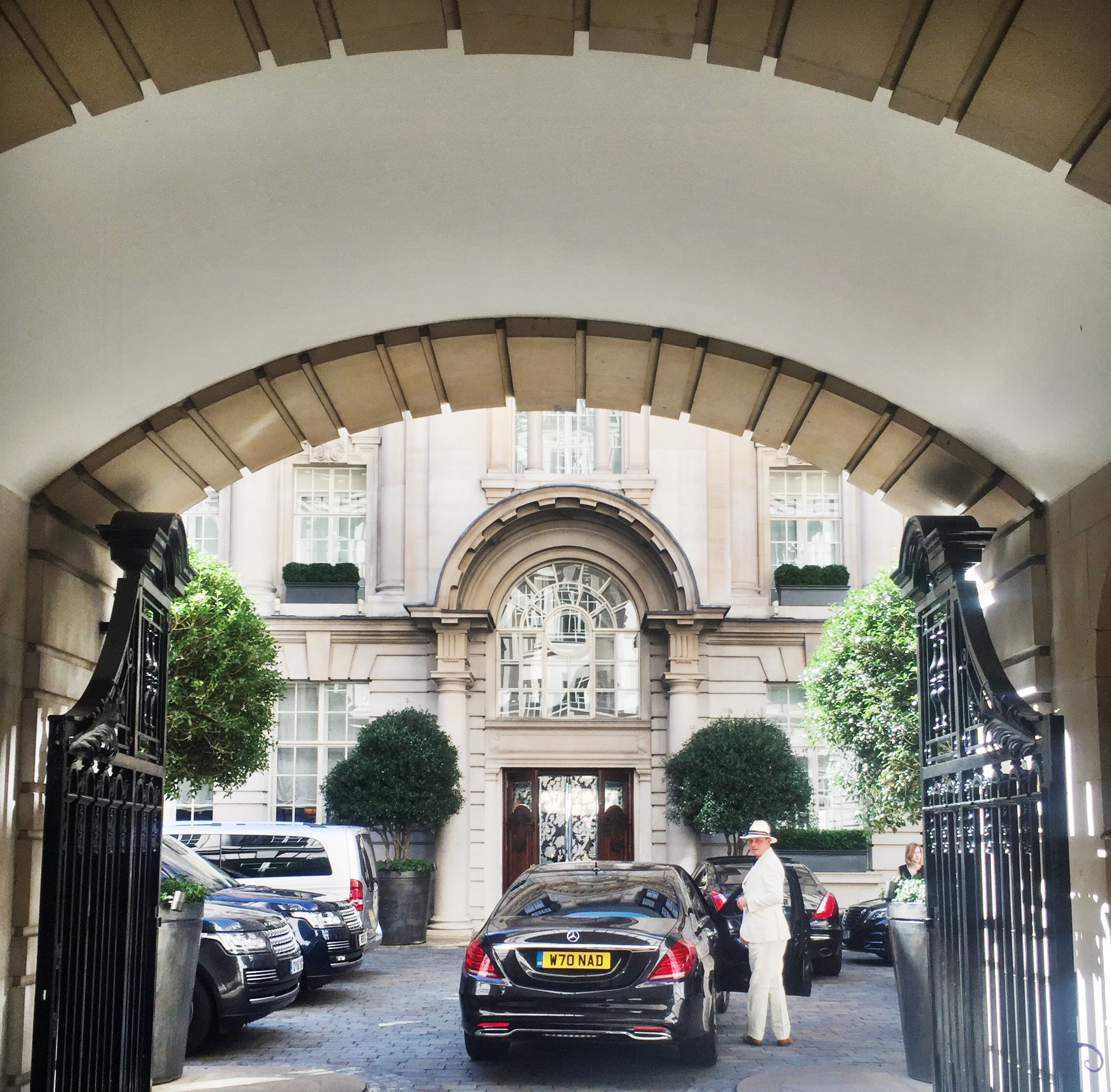 Rosewood London – A Sense of place indeed! – Kate Scott